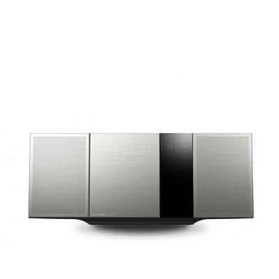 Panasonic home stereo set: Micro HiFi System SC-HC397 - Zilver