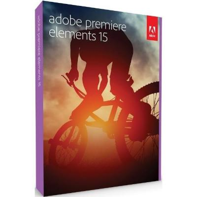 Adobe videosoftware: Premiere Elements Upgrade Premiere Elements >14 >15 (ENG)