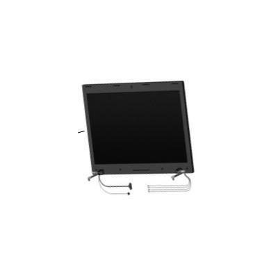 "Hp notebook reserve-onderdeel: 606166-001, 43.942 cm (17.3 "") HD LED 1600 x 900 px, Webcam, AntiGlare - Zwart"