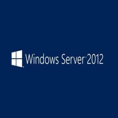 Microsoft Besturingssysteem: Windows Server 2012 Standard 64-bit