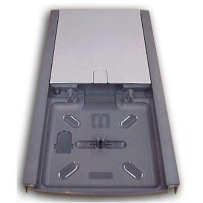 HP Top Cover, Black/Silver Computerkast onderdeel - Zwart, Zilver