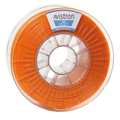 Avistron AV-ABS175-OR 3D printing material - Oranje