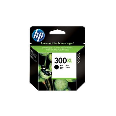 Hp inktcartridge: 300XL originele high-capacity zwarte inktcartridge