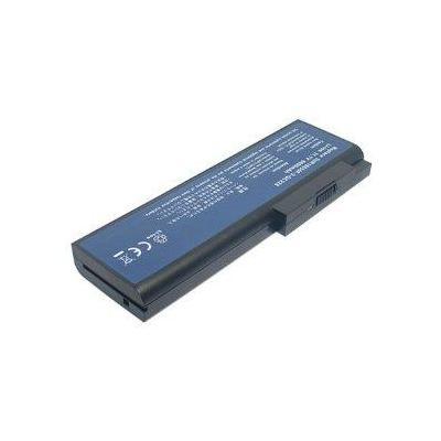 Acer batterij: Lithium-Iom, 6600 mAh, 11.1 V - Zwart