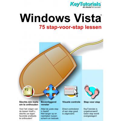 Shareart educatieve software: Keytutorials, Windows Vista  NL