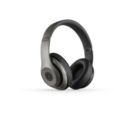 Apple koptelefoon: Studio Wireless - Titanium
