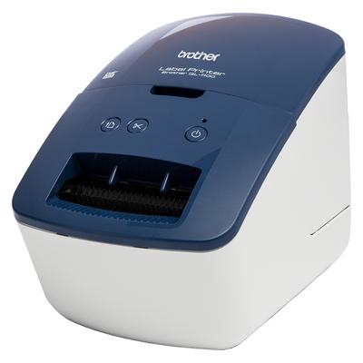 Brother QL-600B Labelprinter - Zwart