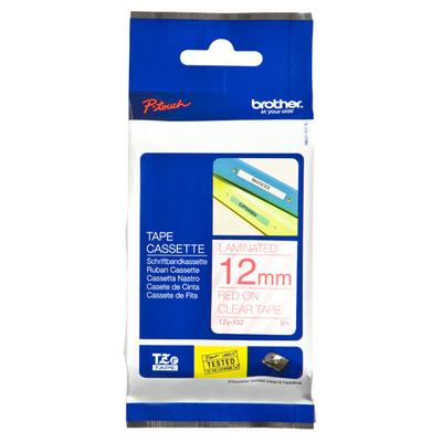Brother TZE-132 labelprinter tape