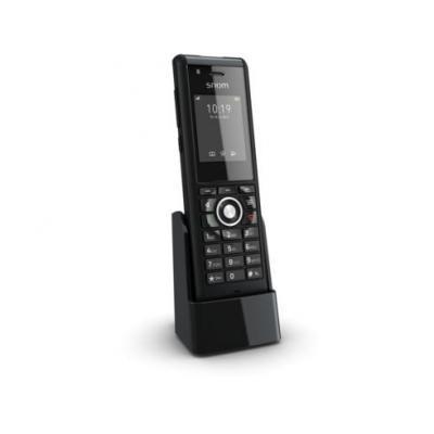 Snom telephone headset: M85 - Zwart