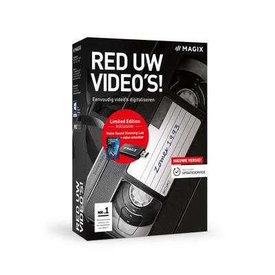 Magix , Red Uw Video's Algemene utilitie