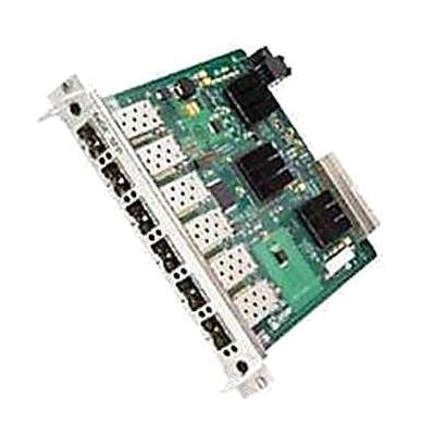 Cisco netwerkkaart: ASA Interface Card with 6 SFP Gigabit Ethernet data ports (SX, LH, LX) for ASA 5512-X and ASA .....