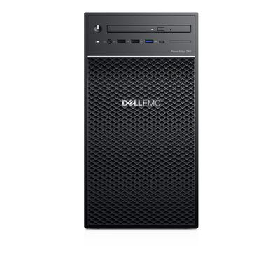DELL PowerEdge T40 Server - Zwart