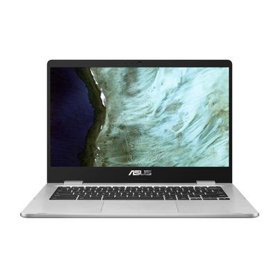 ASUS Chromebook C423NA-EC0260 Laptop - Zilver