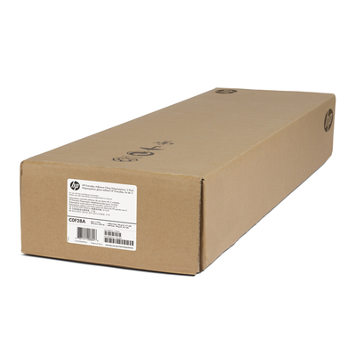 HP 2-pack Everyday Adhesive Gloss Polypropylene 168 gsm-914 mm x 22.9 m (36 in x 75 ft) Transparante film