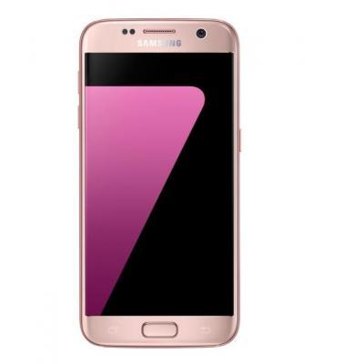 Samsung smartphone: Galaxy S7 32GB (roze) - Roze goud