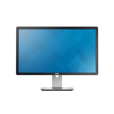 Dell monitor: Professional P2416D - Zwart