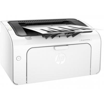 Hp laserprinter: LaserJet M12w + ePrint ondersteuning - Zwart