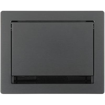 Extron Cable Cubby 700 Inbouweenheid - Zwart