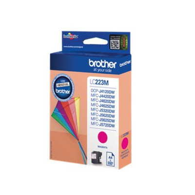 Brother LC-223M inktcartridge