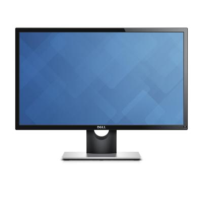Dell monitor: S Series SE2416H - Zwart