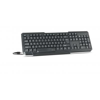 Speedlink game assecoire: Speedlink, SCRIPSI Keyboard (US Layout) (Zwart)
