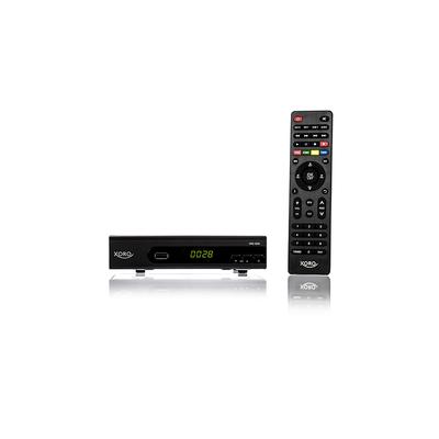 Xoro HRS 8659 Smart Ontvanger - Zwart