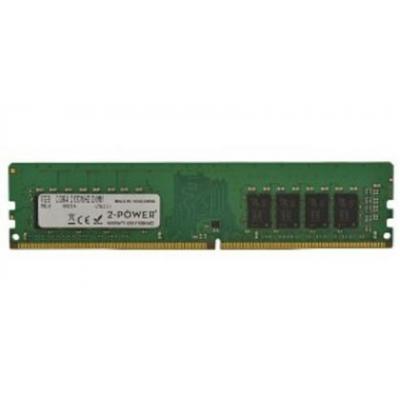 2-power RAM-geheugen: 8GB DDR4 DIMM - Groen