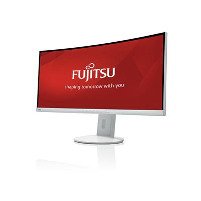 """Fujitsu Display B34-9 UE 34"""" UW-QHD IPS Monitor - Grijs"""