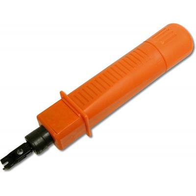 Microconnect Terminal Block Pressing Tool - Oranje