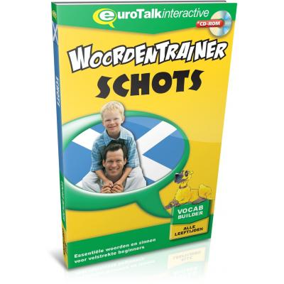 Eurotalk educatieve software: Woordentrainer, Schots (Skotsk Gaelisk)