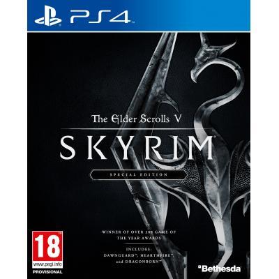 Bethesda game: The Elder Scrolls V, Skyrim (Special Edition)  PS4