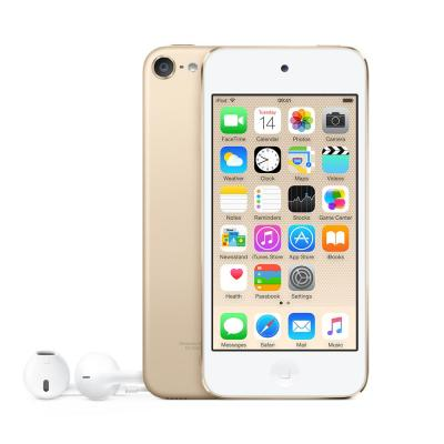 Apple MP3 speler: iPod 128GB - Goud