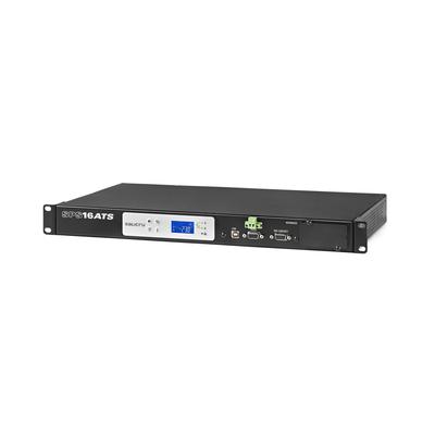Salicru SPS 16 ATS - 16 A Automatic transfer system - Zwart,Grijs