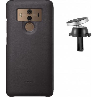 Huawei houder: Navigation Car Kit - Zwart, Bruin