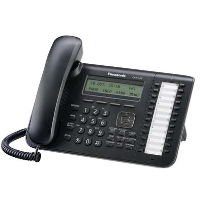 Panasonic KX-NT543 IP telefoon - Zwart