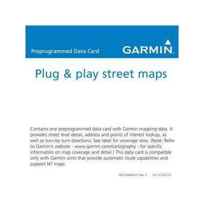 Garmin City Navigator China NT - microSD/SD card
