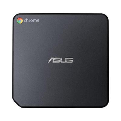 Asus pc: Chromebox2-G004U - Zwart