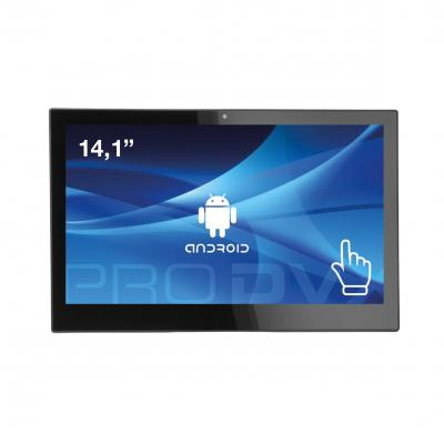 """Prodvx all-in-one pc: APPC-14 14"""" Android Tablet PC 14.1"""" Quad Core 1920 x 1080 IPS - Zwart"""
