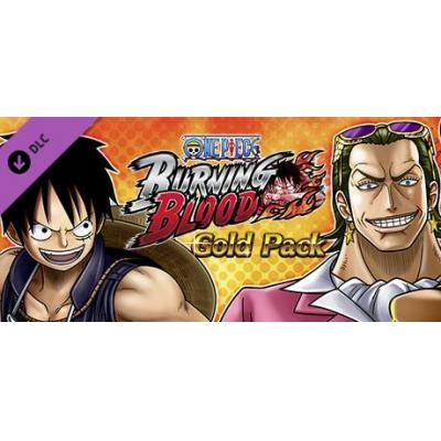 Namco bandai games : One Piece Burning Blood Gold Pack