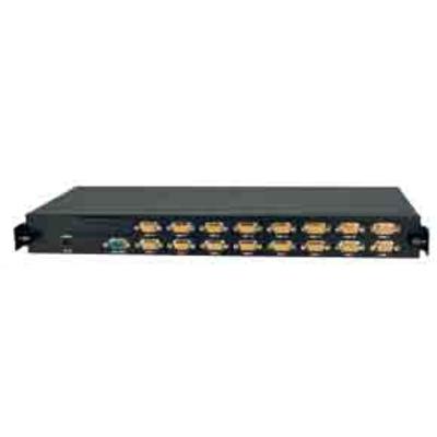 Lindy 39531 KVM switch - Zwart