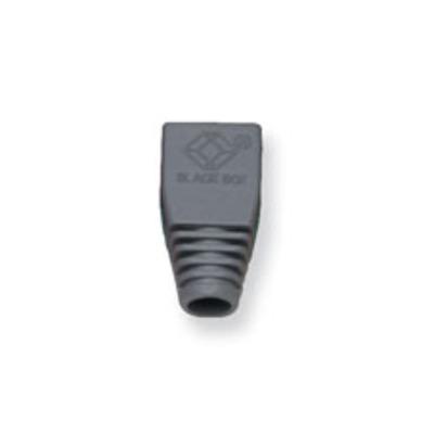 Black Box Colour-Coded Snagless Pre-Plugs Kabel beschermer - Grijs