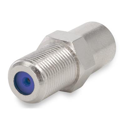 Spaun ZMR 75 DC Set Coaxconnector - Zilver