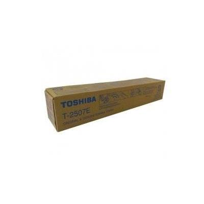 Toshiba 12000 pages, black Toner - Zwart