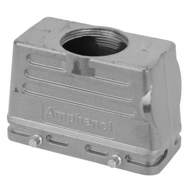 Amphenol NBR, PA, IP65, E16, M32 Multipolaire connector-behuizing - Metallic