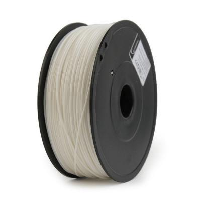 Gembird ABS plastic filament for 3D printers, 1.75 mm diameter, 0.6 kg, 53 mm spool 3D printing material - Wit