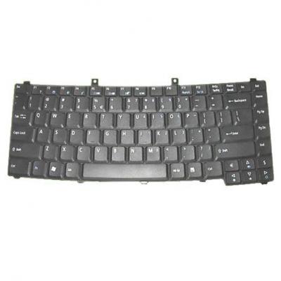 Acer toetsenbord: Keyboard US International - Zwart, QWERTY
