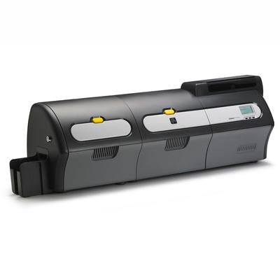 Zebra plastic kaart printer: ZXP Series 7 - Zwart