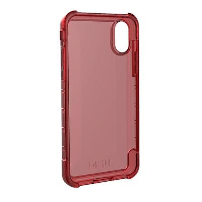 Urban Armor Gear Plyo Mobile phone case - Rood, Doorschijnend