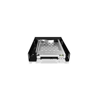 ICY BOX IB-2217StS Drive bay - Zwart