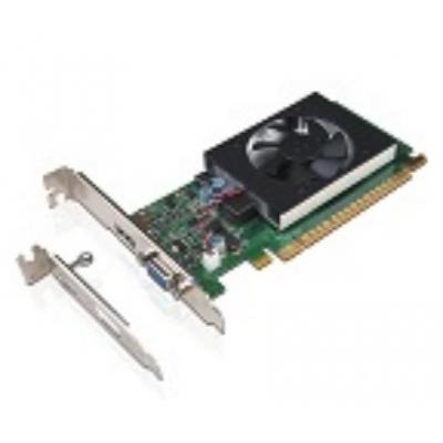 Lenovo GeForce GT730 1GB VGA HDMI HP and LP Graphics Card videokaart